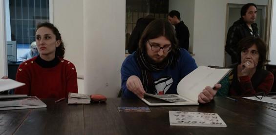 Undécima tertulia de libros de fotografía en Madrid