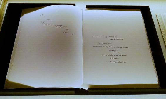 Ellsworth Kelly, Stéphane Mallarmé, Un coup de dés jamais n'abolirá le hasard, Limited Edition Club, 1992