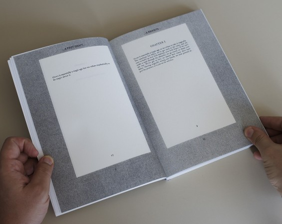 Corinne Gisel, A book is a book is a book is a book, self-published, 2012