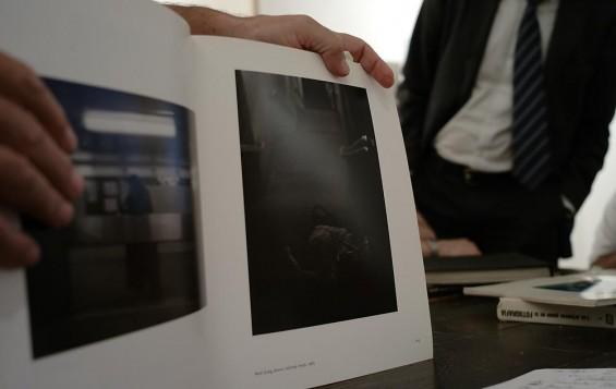 Cuarta tertulia de libros de fotografía en Madrid