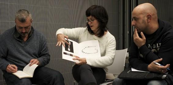Decimocuarta tertulia de libros de fotografía en Madrid: juego