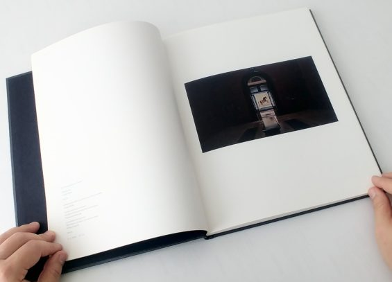 Fernando Maquieira, Nocturna, auto-editado, España, 2017