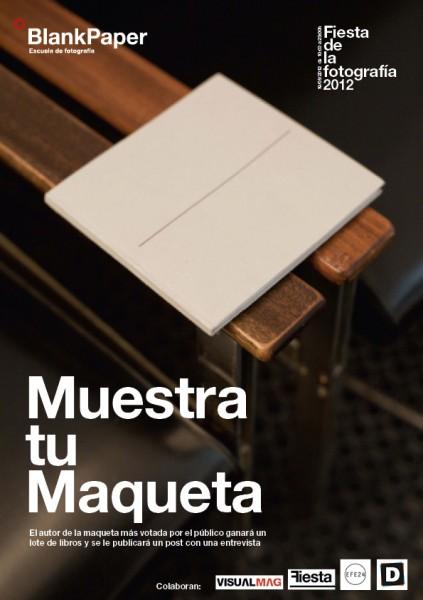 Fiesta de la fotografía 2012, muestra tu maqueta