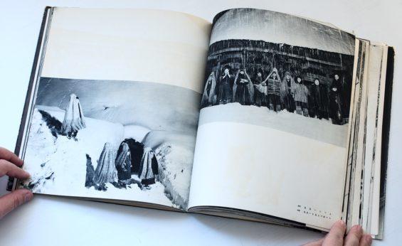 Hiroshi Hamaya, El país de la nieve (Yukiguni), Japón, 1956