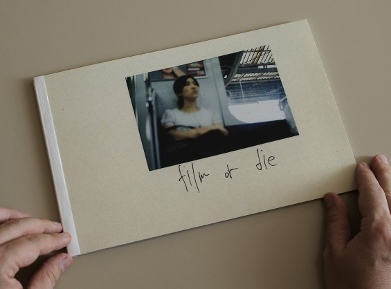 Ikuro Suzuki, Film or die, self-published, Japan, 2015