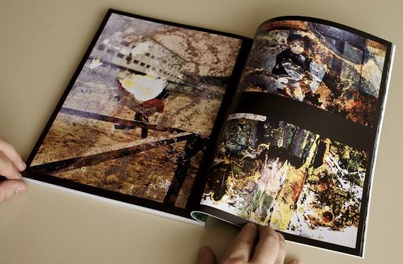 Kikuji Kawada, 2011 -- phenomena, Kaze no tabibito no. 45, dic. 2012