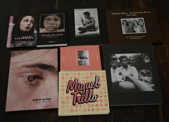 Décima tertulia de libros de fotografía en Madrid: juventud y adolescencia