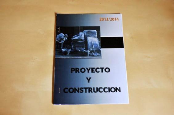 Laura Tárraga, Proyecto y construcción, maqueta, 2014