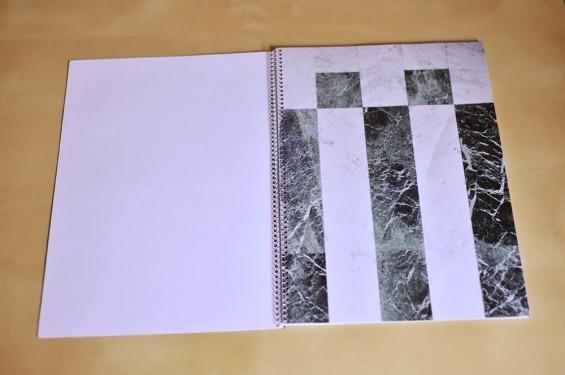 Luis Nadal, Informe, maqueta, 2014