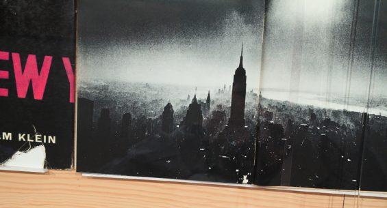 Exposición Nueva York en Fotolibros, Centro José Guerrero, Granada, España