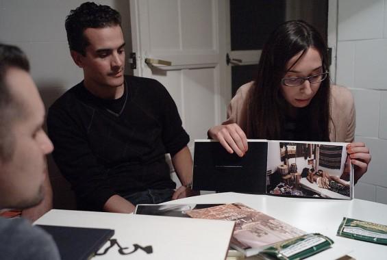 Octava tertulia de libros de fotografía de Madrid: La intimidad