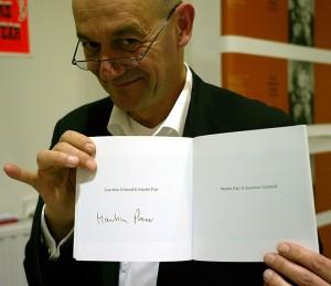 Offprint Paris 2011, Joachim Schmid o Martin Parr, quién sabe