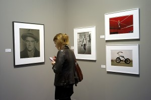 ParisPhoto 2011, fotos de Alexander Rodchenko, Richard Avedon y William Eggleston