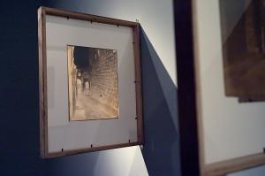 ParisPhoto 2011, negativo sobre papel de Louis De Clercq