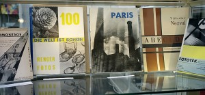 Paris Photo 2011, libros centroeuropeos del periodo de entreguerras