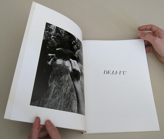 Ralph Gibson, Deja-vu, Lustrum Press, 1973