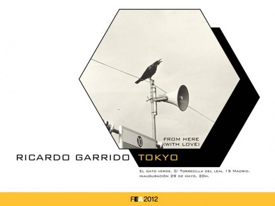 Ricardo Garrido, Tokyo: From Here (With Love), 2012