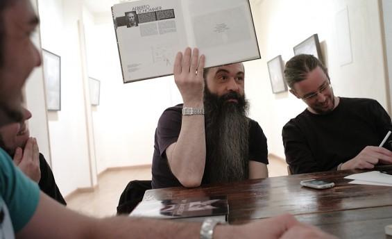 Segunda tertulia de libros de fotografía en Madrid, Marzo de 2012
