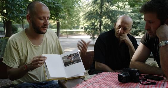 Séptima tertulia de libros de fotografía en Madrid: parques y jardines