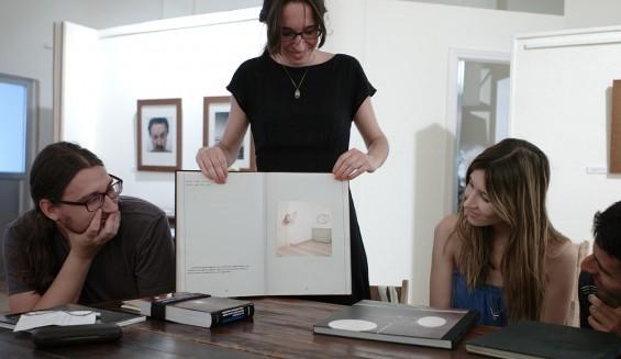 Sexta tertulia de libros de fotografía en Madrid: la imagen del cuerpo