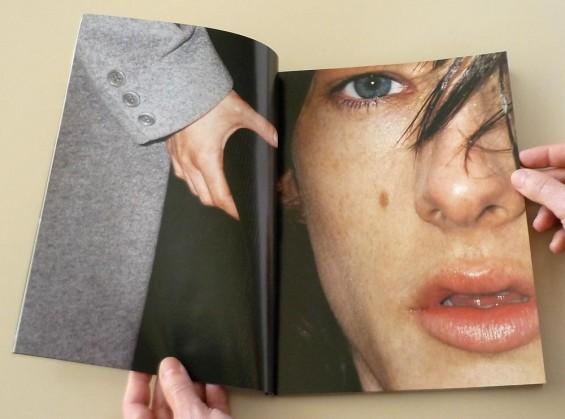 Terry Richardson, Catálogo de Sisley, invierno de 2001