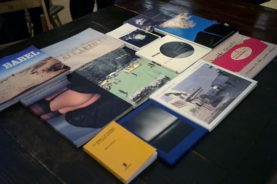 Tertulia de libros de fotografía, 28 de Febrero de 2012