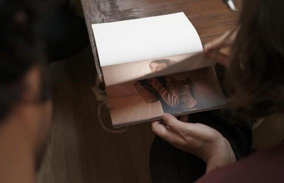 Vigésimo primera tertulia de libros de fotografía en Madrid: Caja de libros